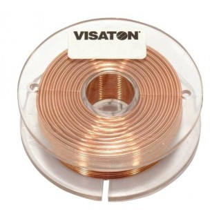 Visaton sp spoel 0,47 mh / 0.6 mm