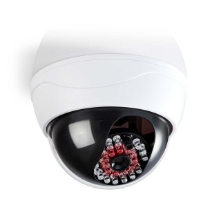 Dummy dome camera met knipperende LED